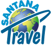 Logo Santana Travel