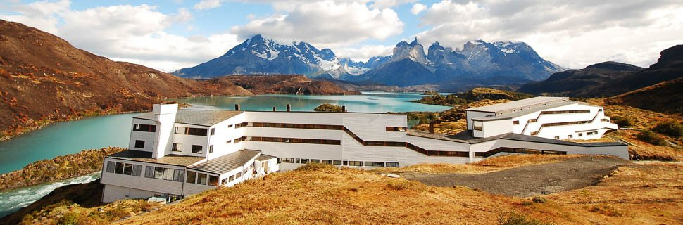 Explora Patagonia im Paine Nationalpark in Chile